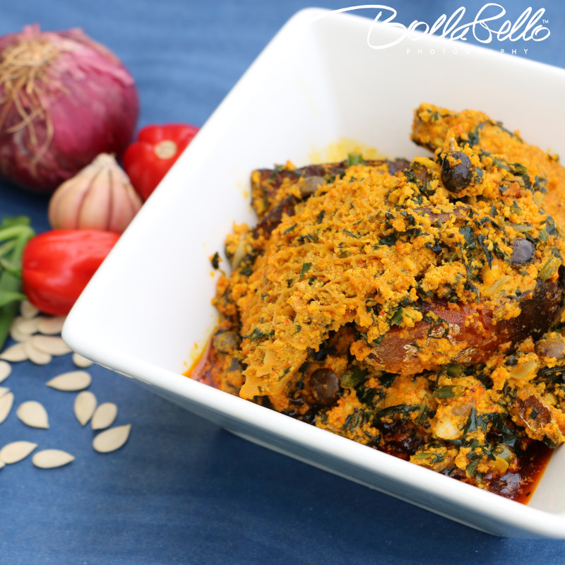 My Favourite Soup of all time – Egusi Soup!