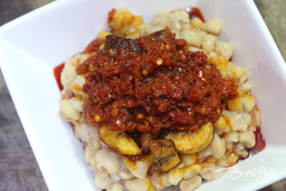 Beans and Plantain2